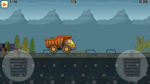 快递小卡车- 模拟驾驶货运汽车,赛车越野