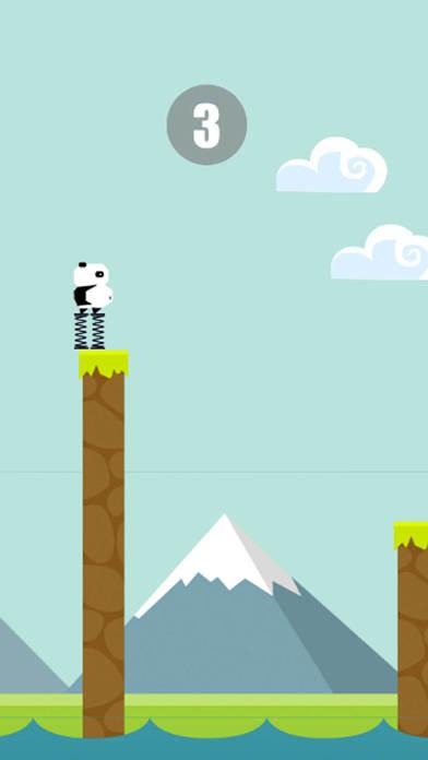 熊猫跳跳侠 - 熊猫也疯狂
