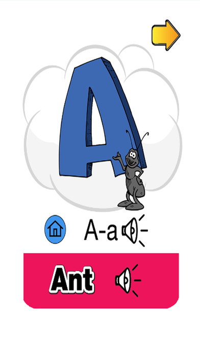 幼儿园和幼稚园:信件和拼音A到Z:学习为孩子们