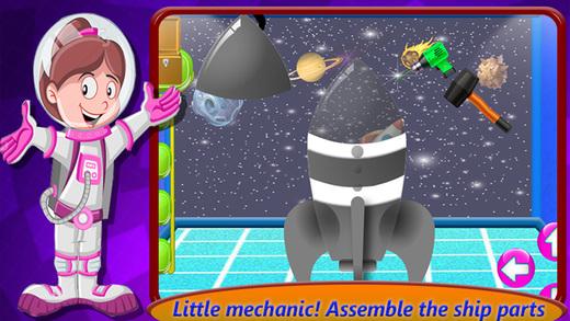 飞船建造者 - 火箭船修理