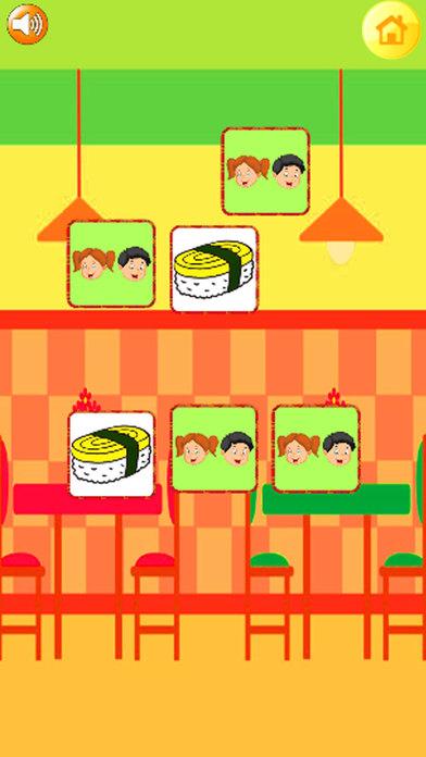 餐饮 匹配 难题 - 游戏 发明 对于 孩子们