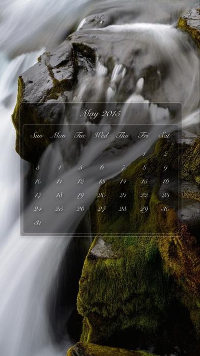 月历墙纸生成器 - Calendar Wallpaper Studio