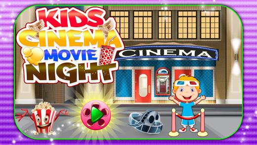 儿童电影院 - 现金管理游戏