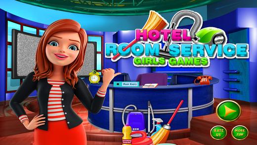 酒店房间清洁服务