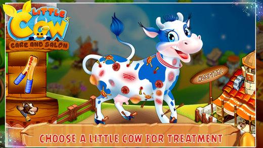 小母牛护理和沙龙