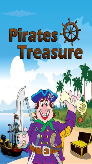 海盗宝藏流行 - 第3益智游戏