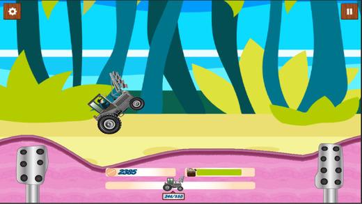 施工现场驾驶游戏