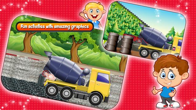 道路建设 - 道路建设者和生成器游戏