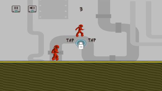 跑步机器人工坊 - 滑稽机火拼横冲直撞 免费