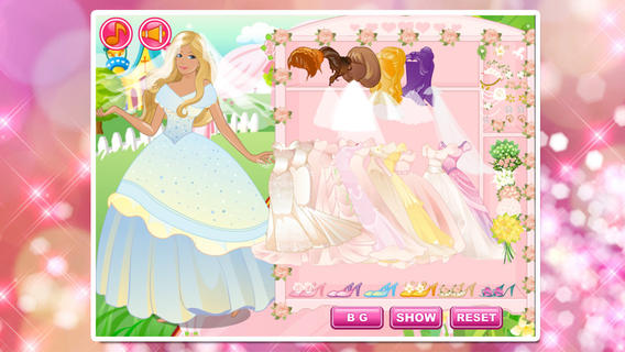 公主的浪漫婚礼