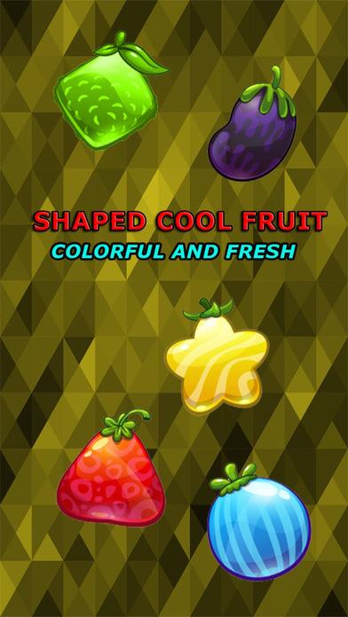 形凉果 - 多彩和新鲜