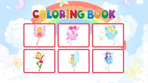 童话图画书 - 可爱的漫画艺术的想法为孩子