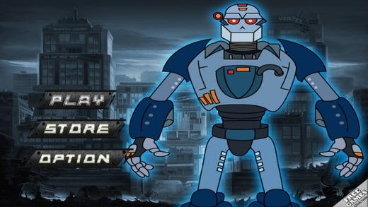 战斗之怒机器 - 机器人英雄防御 免费