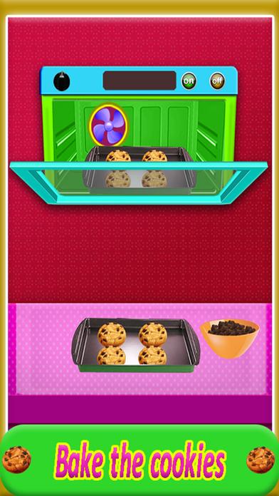 茶和饼干制造商厨师 - 厨房烹饪游戏
