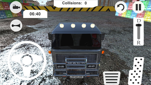 卡车司机3D - 模拟驾驶