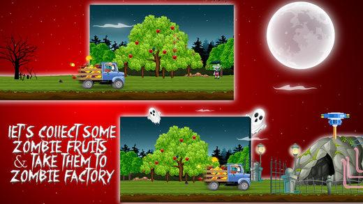 僵尸果汁厂 - 让狂欢的食物在这个疯狂的烹饪游戏的孩子