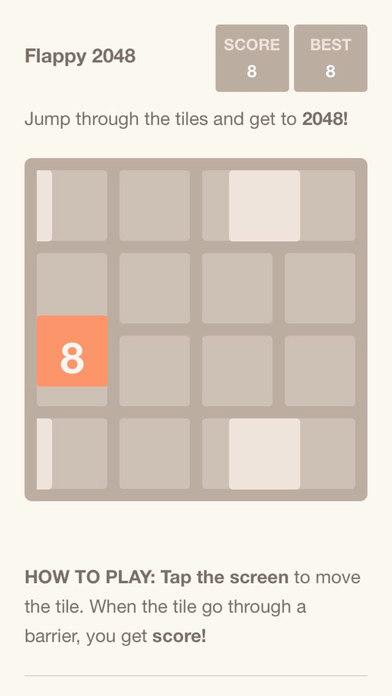 2048 fappy - 简单好玩,停不下来