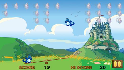 跳你的龙 - 中世纪野兽弹弹游戏 免费