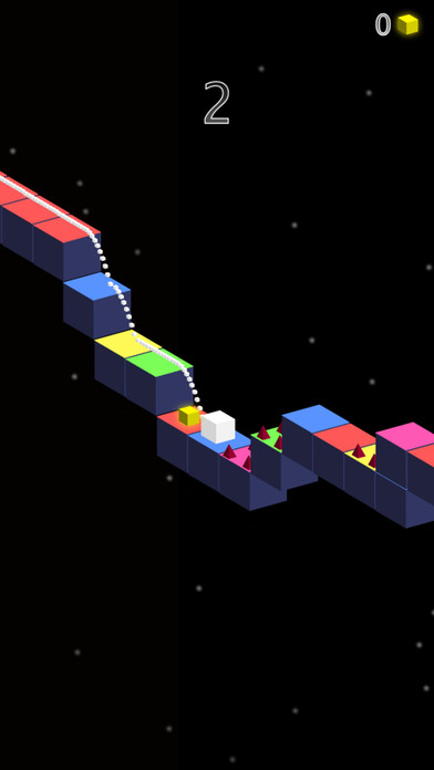 Cube Jump Madness : 英雄难过棍子关