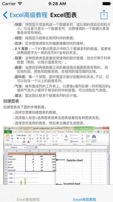 Excel自学教程