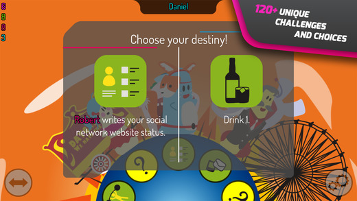 King of Booze: 饮酒游戏