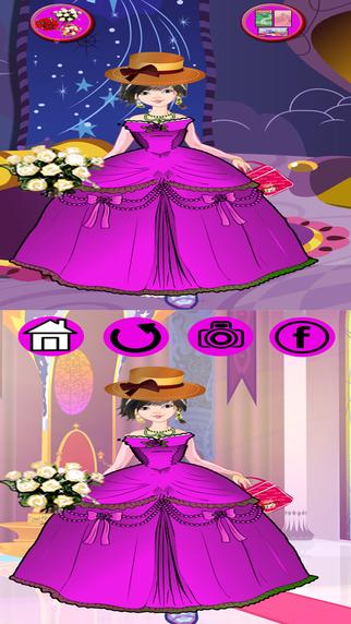 小仙女公主夏季时尚打扮沙龙