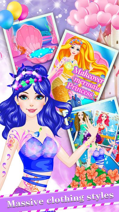公主游戏® -换装沙龙,女生游戏