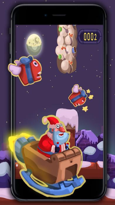 飞扬的圣诞老人 - PREMIUM