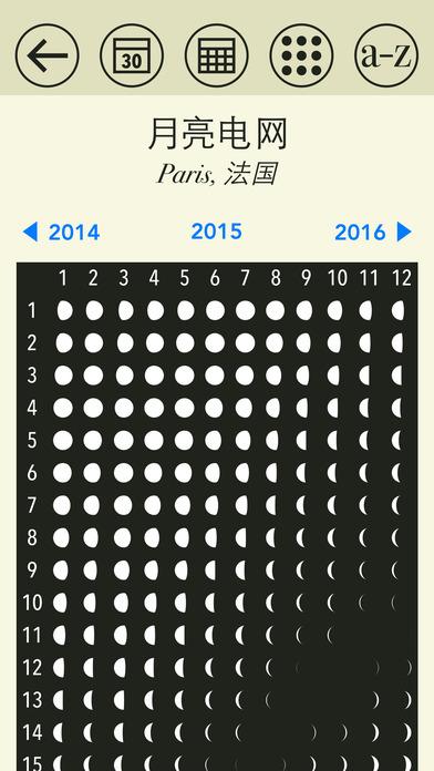 世界年鉴天文历法和星历