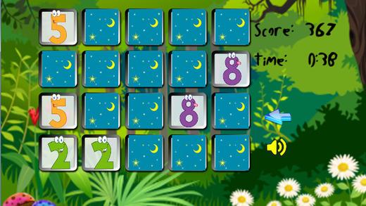 数块 - 数学游戏的孩子学习的乐趣!