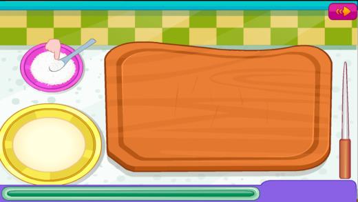 阿Sue做水果卷饼