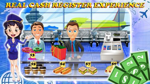 小孩机场工作人员值班 - 航空公司冒险