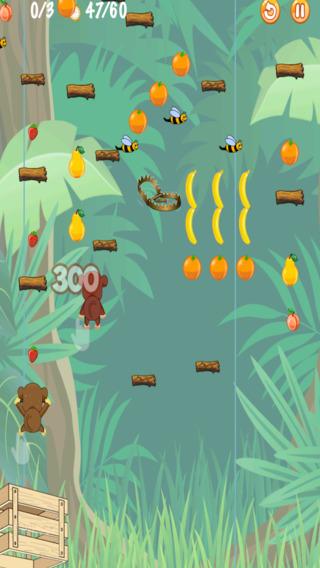 猴子疯狂追逐 - 快速树丛林探险攀岩 免费
