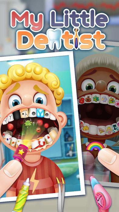 小牙医 - 儿童游戏