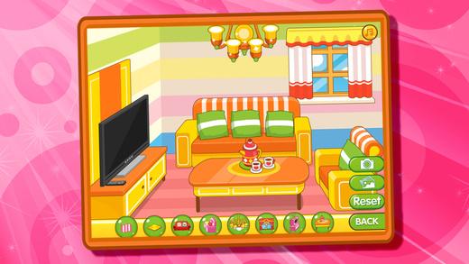 小小设计师-布置公主的房间