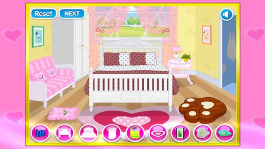 布置公主的卧室-设计、装扮、打扮 ^00^