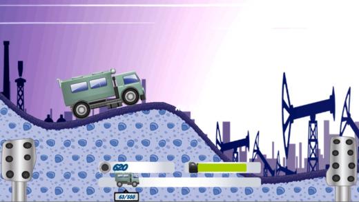 疯狂卡车登山比赛