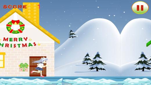 圣诞老人是来的冒险!