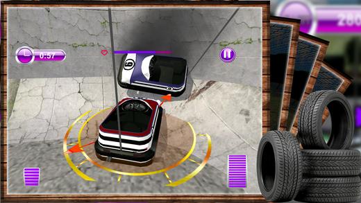 保险杠车 - 无限驾驶和赛车乐趣游戏
