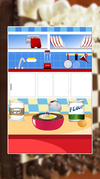 果仁巧克力制造商 - 让最好的甜点在这个面包店游戏的孩子