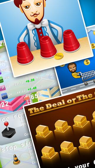 百万富翁 Millionaire Tycoon™ 免费- 新的 Rich 房地产交易策略棋盘游戏