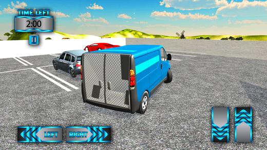 多层停车场&驾驶测试模拟器
