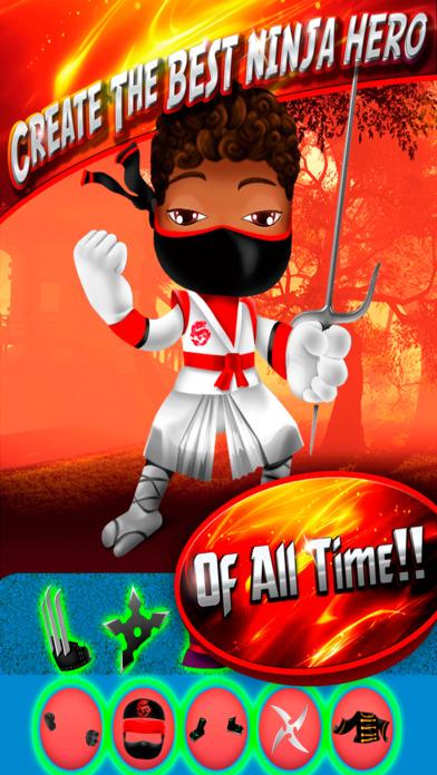 我的超级英雄小队忍者任务,终极传奇制造商免费游戏