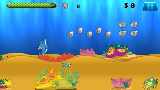 海豚高潮冒险 - 海洋短跑动作游戏 免费