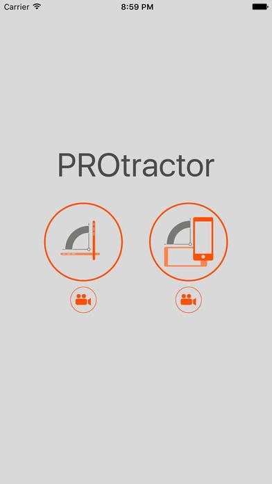 PROtractor – 一个为木工、泥瓦工和手工业者定制的专业角度测量工具