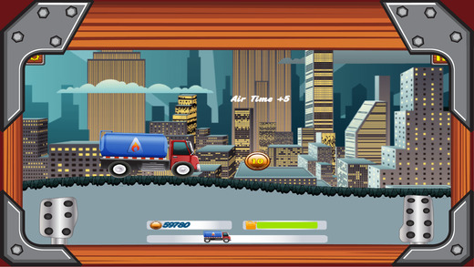 运输卡车驾驶游戏