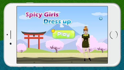 时尚明星装扮游戏的孩子