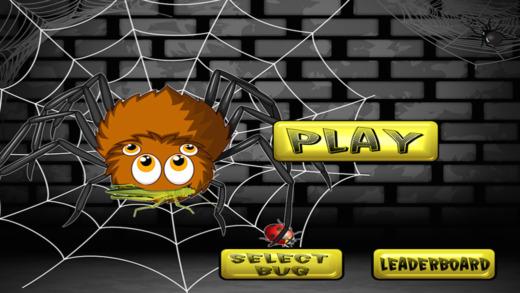 蜘蛛座头 - 有趣的昆虫锯看见拉什 免费