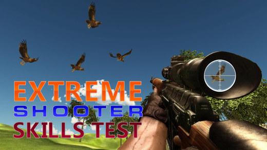 野鹰猎人模拟器 - 狙击手射击和丛林模拟游戏