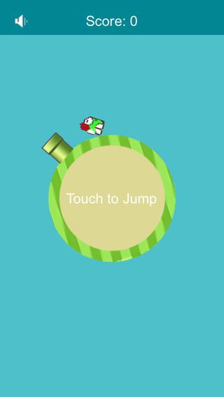 跳跳鸟-根本停不下来!